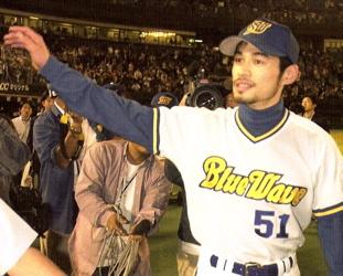 Steve Mandich | Ichiro