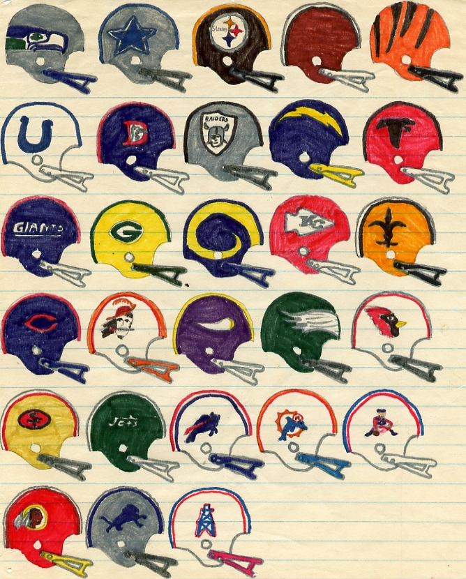 Stevemandich Com Blog Football Helmets Galore